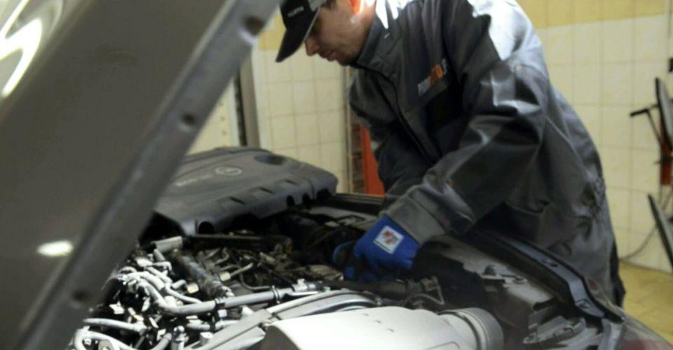 Obsługa techniczna pojazdów